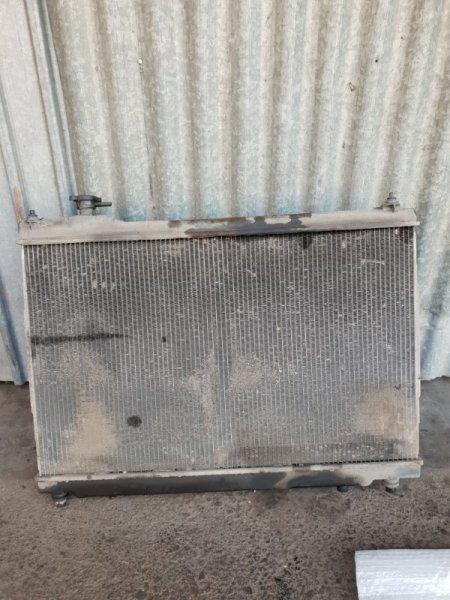 Радиатор двс Infiniti Fx S50 3.5 280Л.С 2007 (б/у)