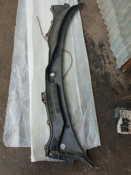 Жабо накладка дворников Infiniti Fx S50 3.5 280Л.С 2007 переднее (б/у)