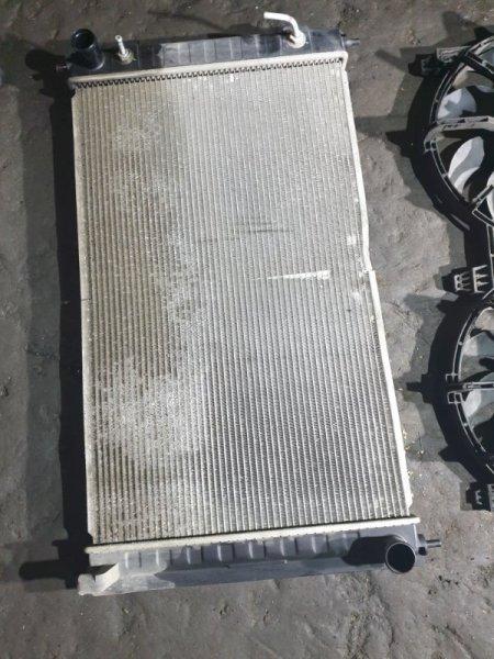 Радиатор охлаждения Nissan Teana L33 2.5 173 Л.С 2015 (б/у)