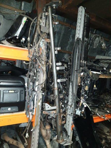 Усилитель торпедо Infiniti Qx56 Z62 5.6 405 Л.С 2011 передний (б/у)