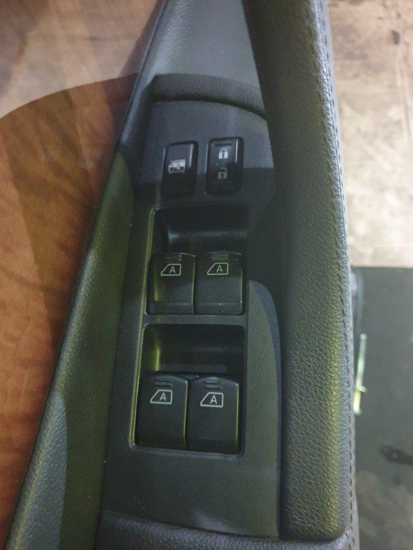 Блок кнопок Infiniti Fx S51 3.7 333 Л.С 2012 передний левый (б/у)
