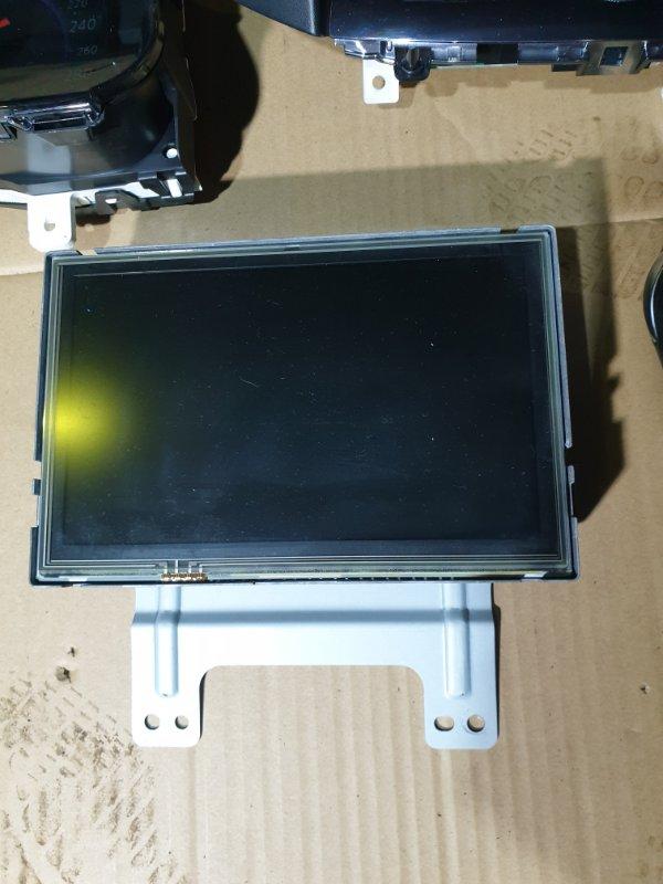 Экран магнитолы Infiniti Fx S51 3.7 333 Л.С 2012 (б/у)