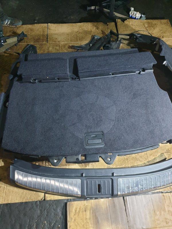 Полка багажника Infiniti Fx S51 3.7 333 Л.С 2012 задняя (б/у)