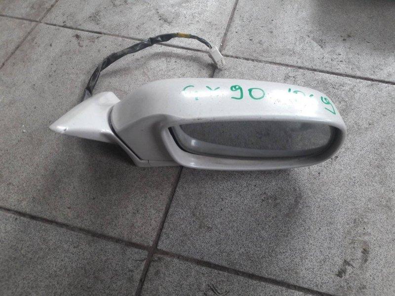 Зеркало Toyota Mark Ii GX90 правое (б/у)