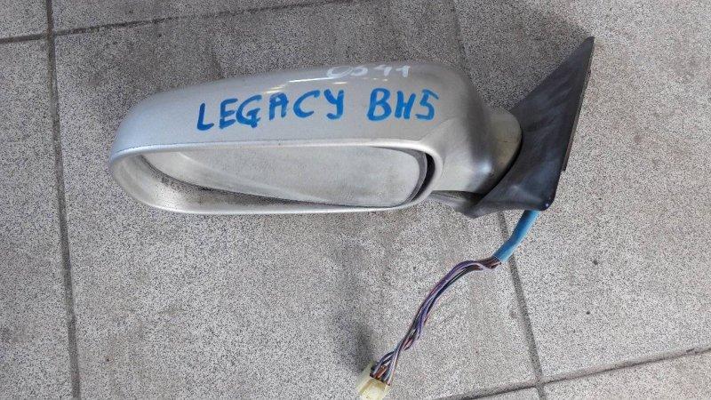Зеркало Subaru Legacy BE5 левое (б/у)