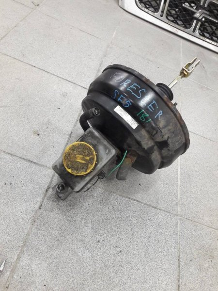 Главный тормозной цилиндр Subaru Forester SF5 (б/у)