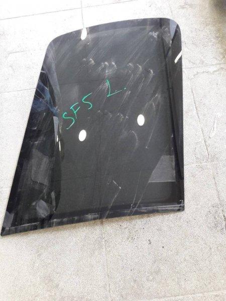 Стекло собачника Subaru Forester SF5 левое (б/у)