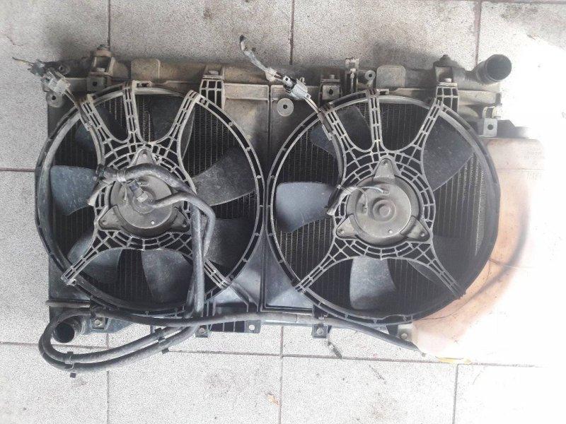 Радиатор Subaru Forester SG5 (б/у)