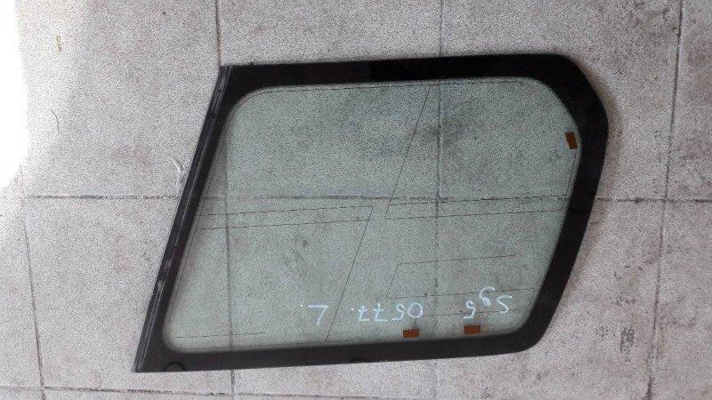 Стекло собачника Subaru Forester SG5 левое (б/у)