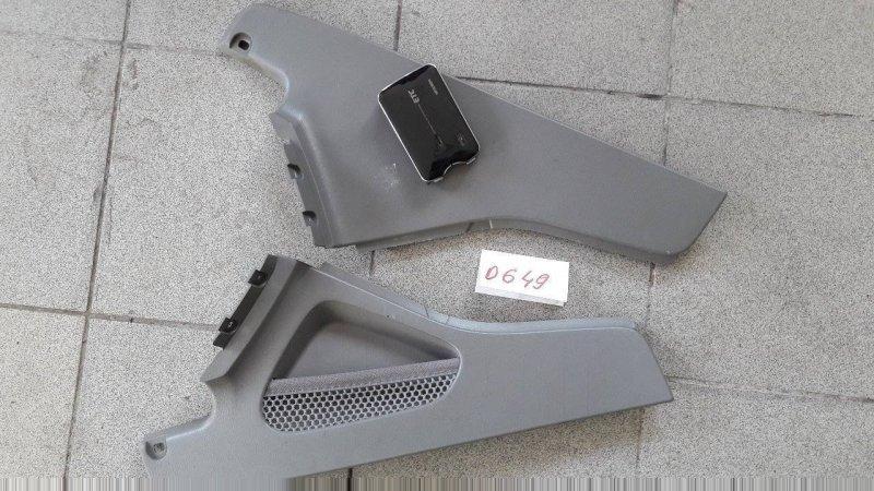 Пластик панели Subaru Forester SG5 (б/у)