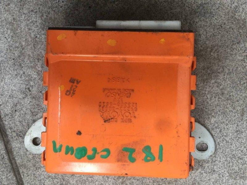 Электронный блок Toyota Crown Majesta GRS180 2GRFSE (б/у)