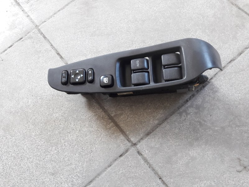 Блок управления стеклоподъемниками Subaru Legacy BH5 EJ206 1999 передний правый (б/у)