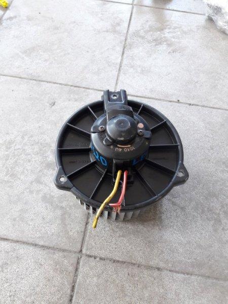 Мотор печки Subaru Legacy BE5 EJ206 1999 (б/у)