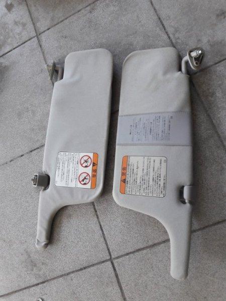 Козырьки солнцезащитные Subaru Legacy BH5 EJ206 1999 (б/у)