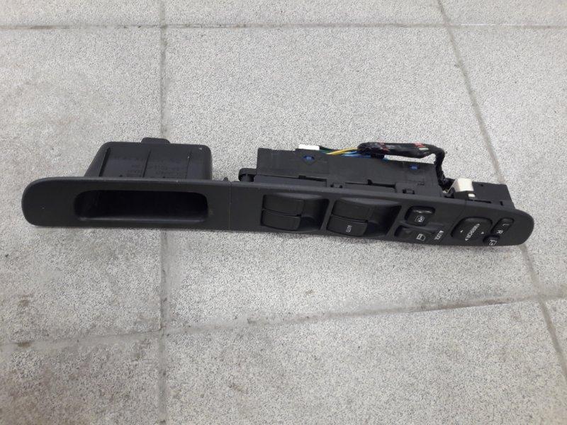 Блок управления стеклоподъемниками Subaru Impreza GD2 EJ152 2006 передний правый (б/у)