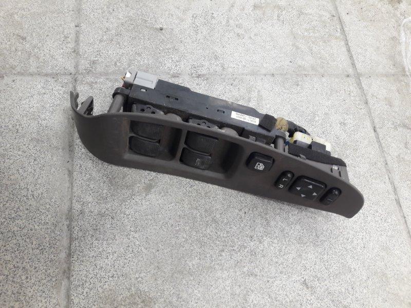 Блок управления стеклоподъемниками Subaru Legacy BH9 EJ254 1999 передний правый (б/у)