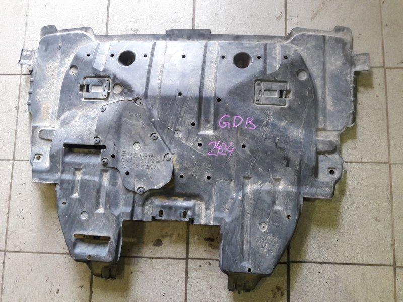 Защита двигателя Subaru Impreza GDB EJ207 2004 (б/у)