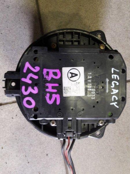 Мотор печки Subaru Legacy BH5 EJ206 1999 (б/у)