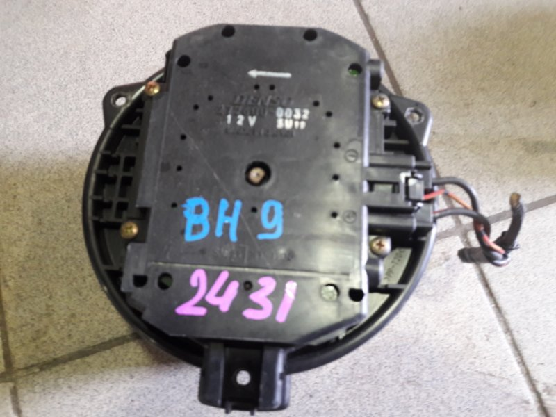Мотор печки Subaru Legacy BH9 EJ254 1999 (б/у)