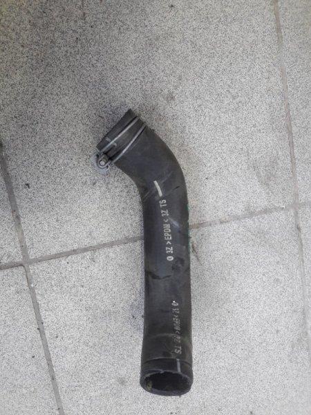Патрубок радиатора Subaru Legacy BH5 EJ206 2001 нижний (б/у)