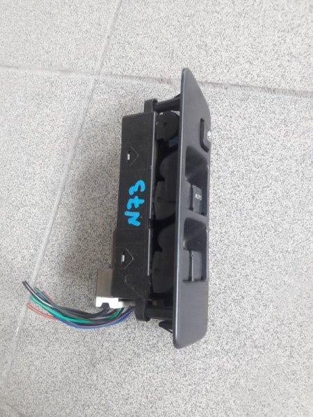 Блок управления стеклоподъемниками Subaru Forester SF5 EJ205 1999 передний правый (б/у)