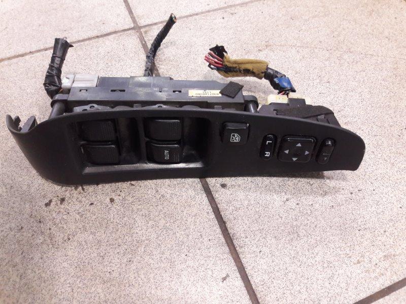 Блок управления стеклоподъемниками Subaru Legacy BH5 EJ206 2001 передний правый (б/у)