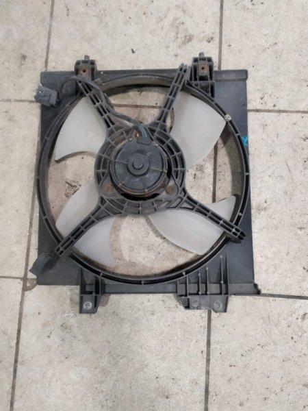 Вентилятор радиатора Subaru Legacy BH9 EJ254 1999 правый (б/у)