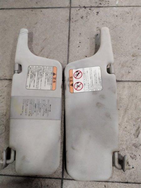 Козырьки солнцезащитные Subaru Legacy BE5 EJ208 1999 (б/у)