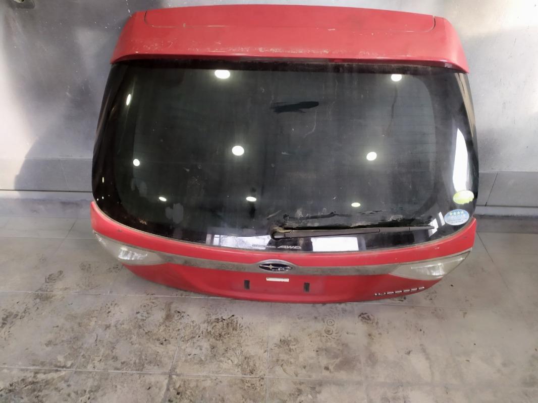 Дверь 5я Subaru Impreza GH3 EL15 2008 (б/у)