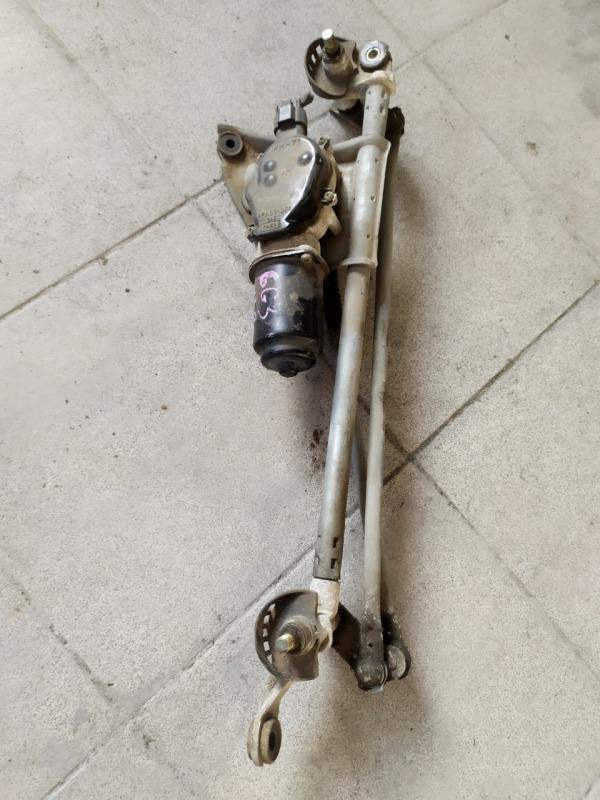 Мотор дворников Subaru Impreza GG3 EJ152 2001 (б/у)