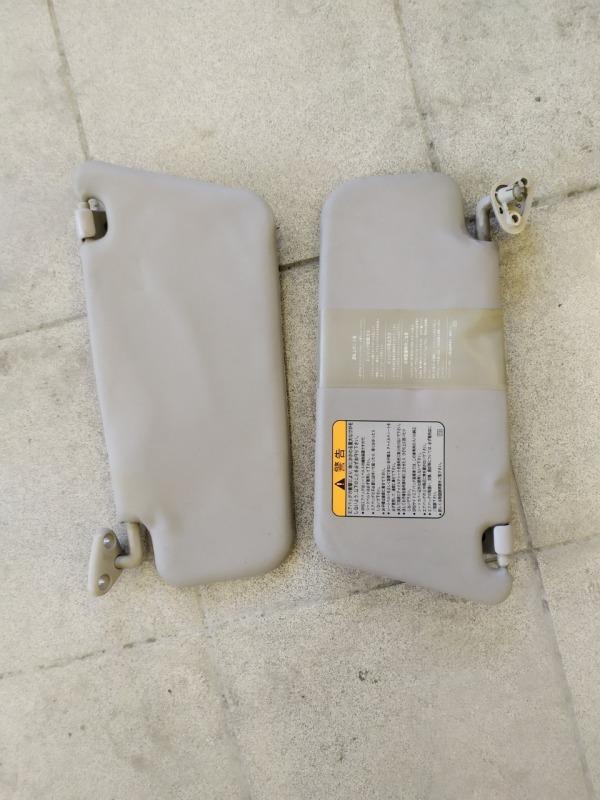 Козырьки солнцезащитные Subaru Impreza GG3 EJ152 2001 (б/у)