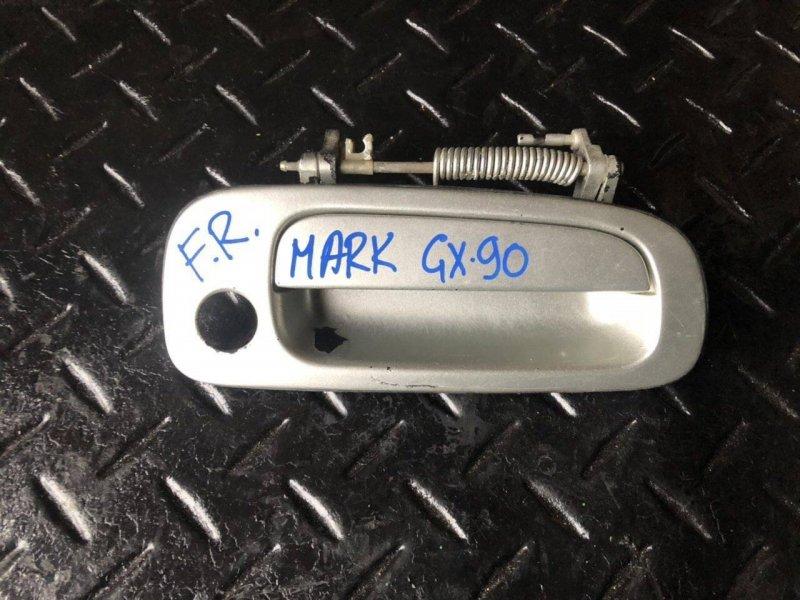 Ручка двери Toyota Mark Ii GX90 (б/у)