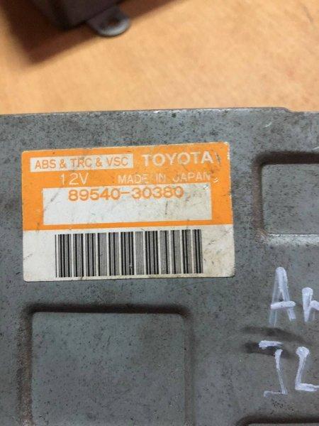 Блок управления Lexus Gs300 JZS160 2JZGE (б/у)