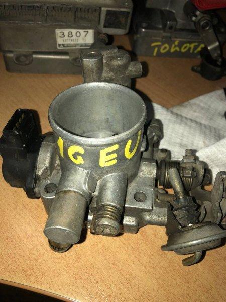 Дроссельная заслонка Toyota Celica 1GEU (б/у)