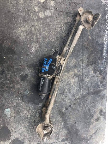 Механизм дворников Toyota Probox NCP50 (б/у)