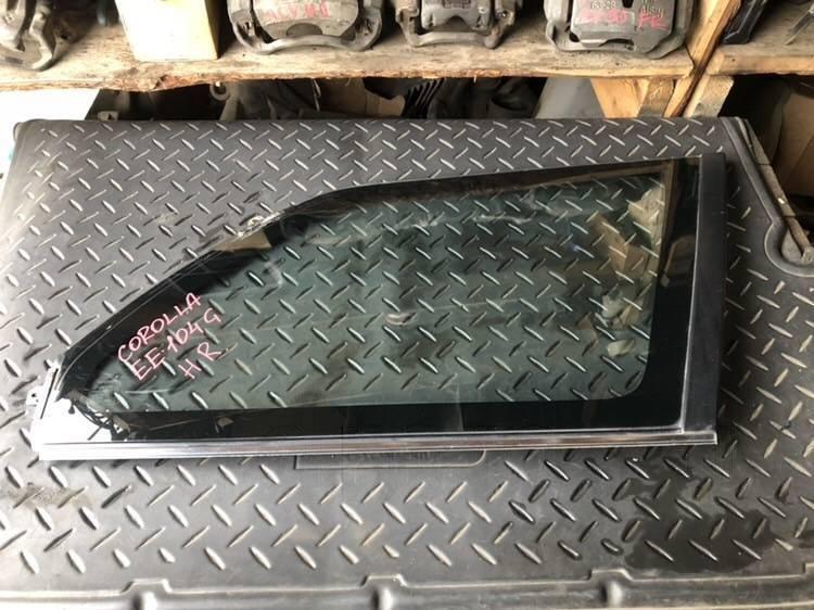 Стекло собачника Toyota Corolla AE104G (б/у)