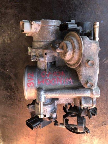 Дроссельная заслонка Toyota Windom 3VZFE (б/у)