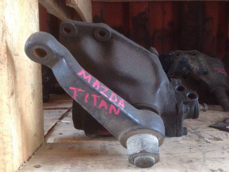 Сошка рулевого редуктора Mazda Titan (б/у)