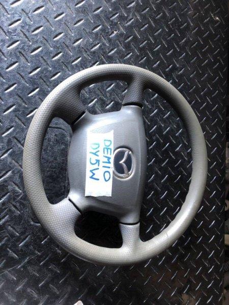Руль Mazda Demio (б/у)