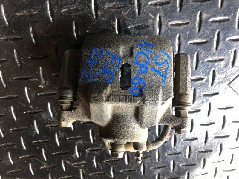 Суппорт Toyota Ist NCP60 передний правый (б/у)