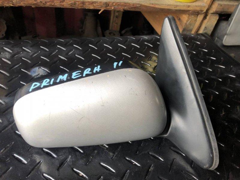 Зеркало Nissan Primera FHP11 правое (б/у)