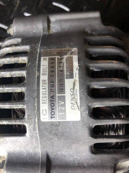 Генератор Toyota Chaser GX100 1GFE (б/у)