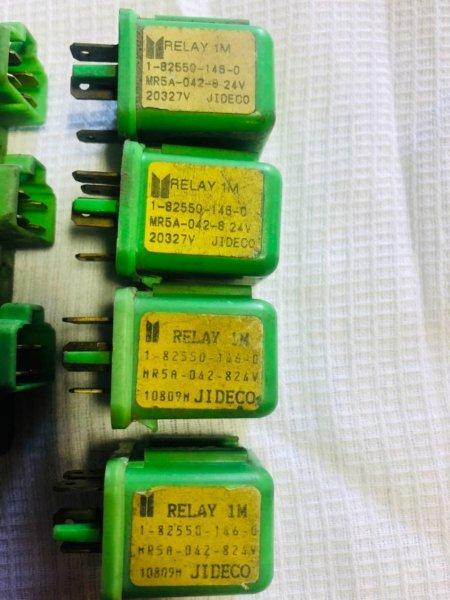 Реле Isuzu Giga CVR5MC 10PC1 (б/у)
