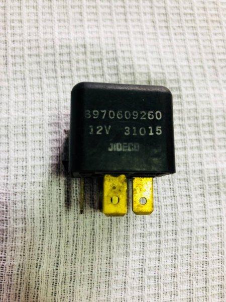 Реле Isuzu D-Max TFB6CF 4BD1 (б/у)