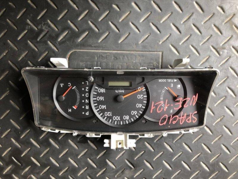 Панель приборов Toyota Corolla Spacio NZE121 (б/у)