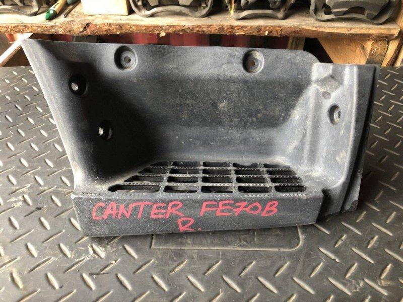 Подножка Mitsubishi Canter FE70B 2004 правая (б/у)