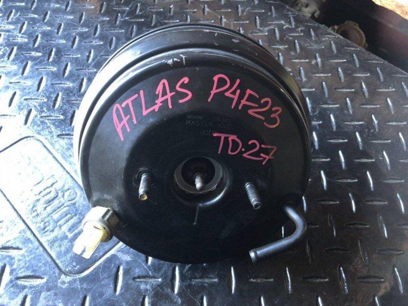 Усилитель тормозов вакуумный Nissan Atlas P4F23 (б/у)