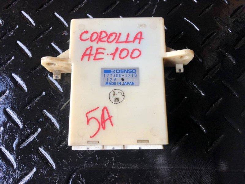 Блок двс Toyota Corolla 5AF (б/у)