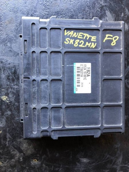 Блок управления двигателем Nissan Vanette SK82MN F8 (б/у)