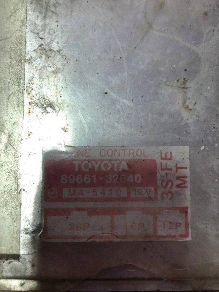 Блок управления двигателем Toyota Camry SV32 3SFE (б/у)